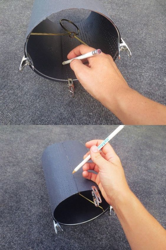 moroccan lamp shade, crafts, how to, lighting