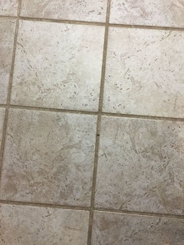 How Can I Clean This Grout Hometalk