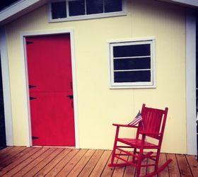 building a workshop sheshop  how to outdoor living woodworking projects & Building a Workshop (SheShop) | Hometalk