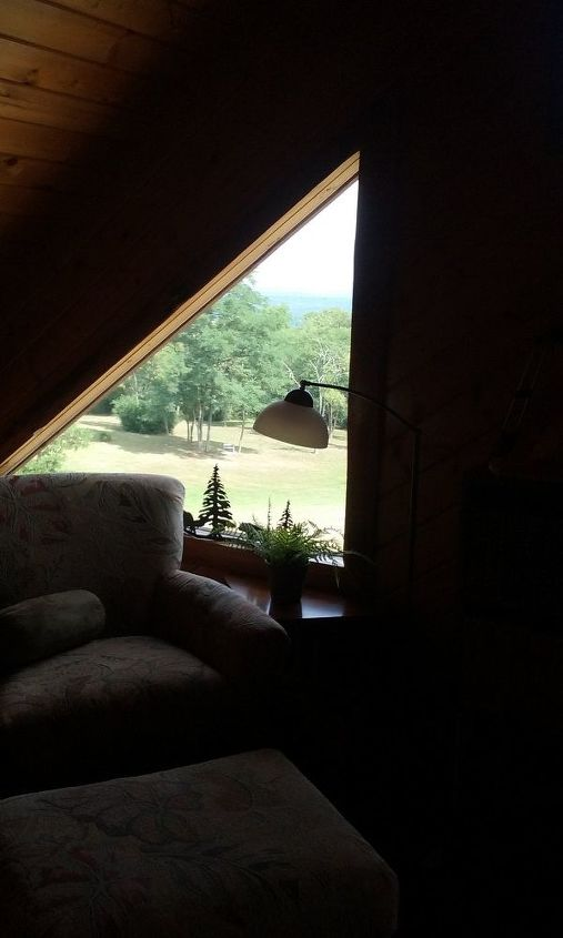 Window Treatments For Triangle Windows