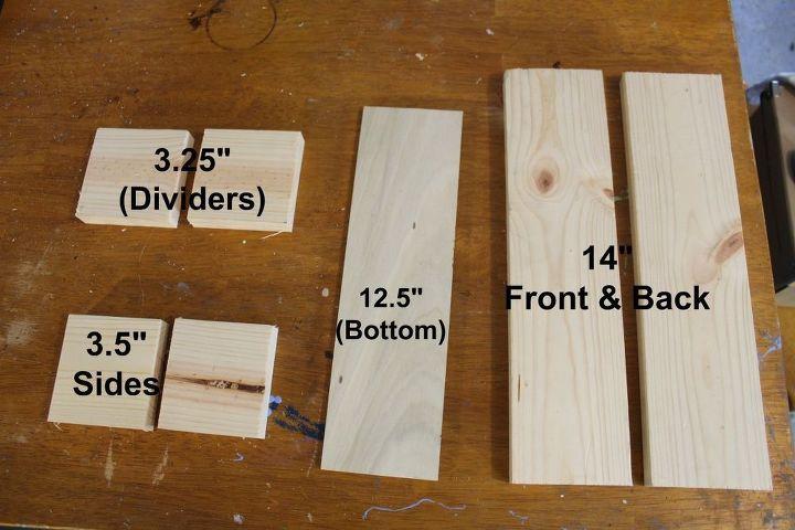 Diy wooden centerpiece box hometalk