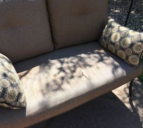 Q I Have Patio Cushions That Need Replaced, Furniture Repair, Home  Maintenance Repairs, Outdoor
