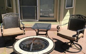 Replacing patio furniture cushions