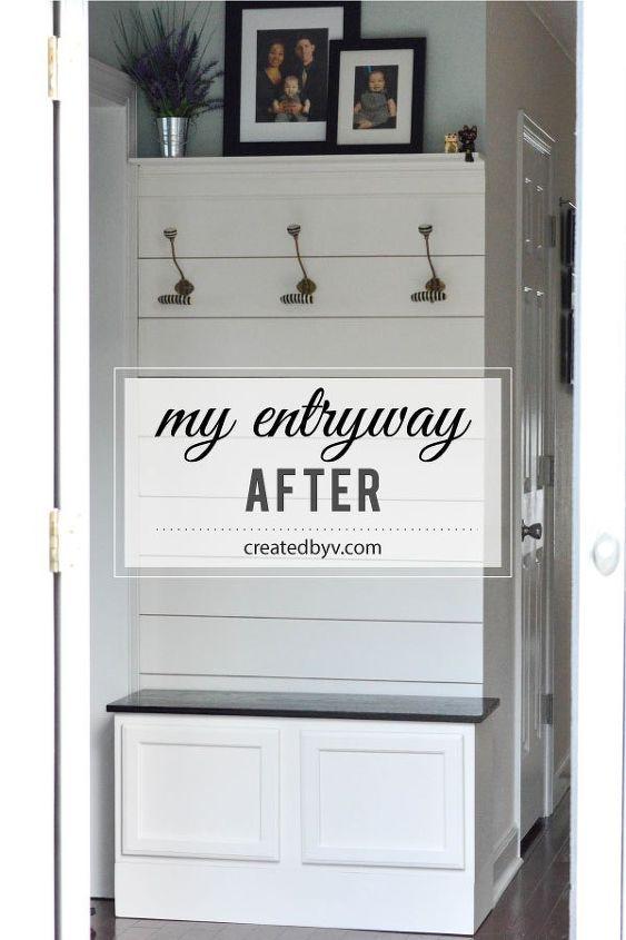 The Weekender-Inspired Entryway | Hometalk