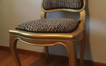 Restyled French Cane Chair