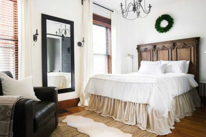 10 Doable Bed Skirts With Little Or No Sewing Hometalk
