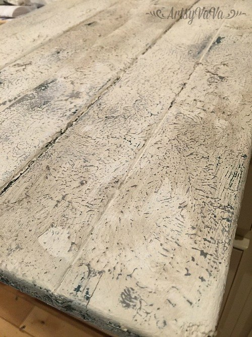 sea spray a texture additive that creates weathered sun kissed look, how to, painted furniture
