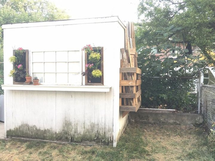 old shed cpr, container gardening, gardening, how to, outdoor living, repurposing upcycling