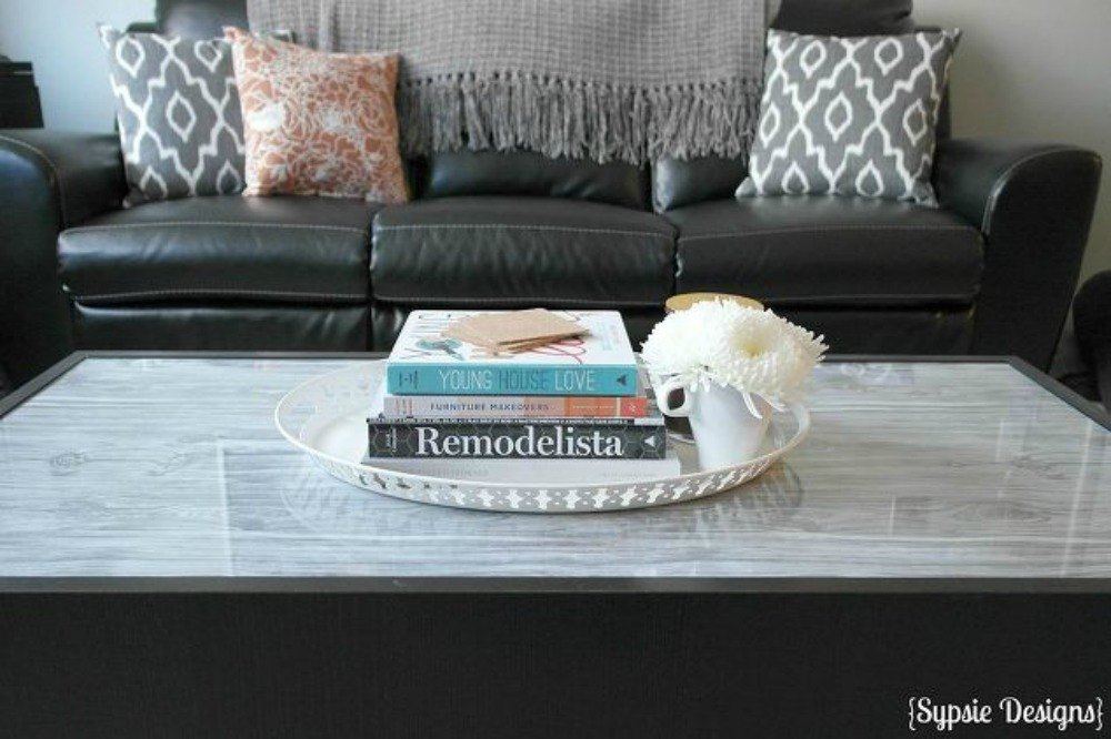 Your Quick Catalog Of Gorgeous Coffee Table Makeover Ideas