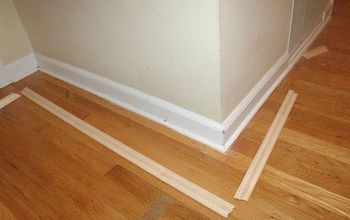 9 Tricks to Turn Builder Grade Baseboards Into Custom Made Beauties