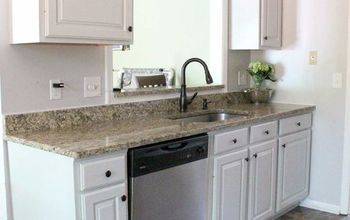Kitchen Makeover by Painting Kitchen Cabinets