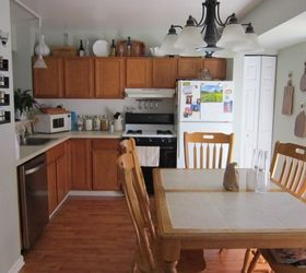 Builder Grade Kitchen Makeover On A Budget , Kitchen Design