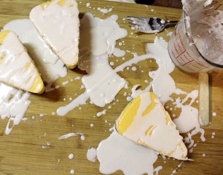 fall inspired pie soap recipe, crafts, seasonal holiday decor