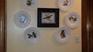 q wlhat can you do with china plates that you don t use , repurpose household items, repurposing upcycling