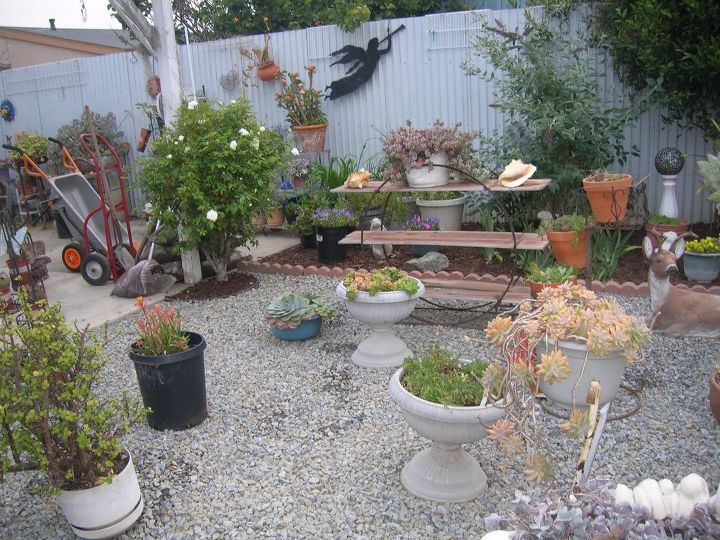 here s how we transformed our backyard from dead grass to, lawn care