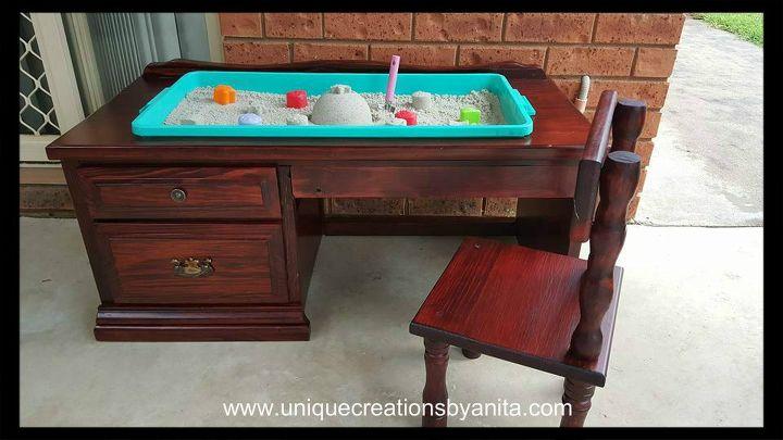 Sandpit Desk