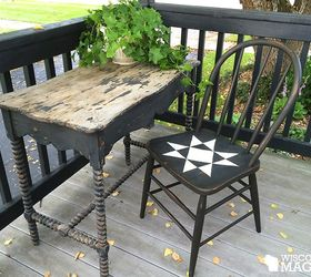 Amazing Ohio Star Chair, How To, Outdoor Furniture, Painted Furniture, Painting  Wood Furniture