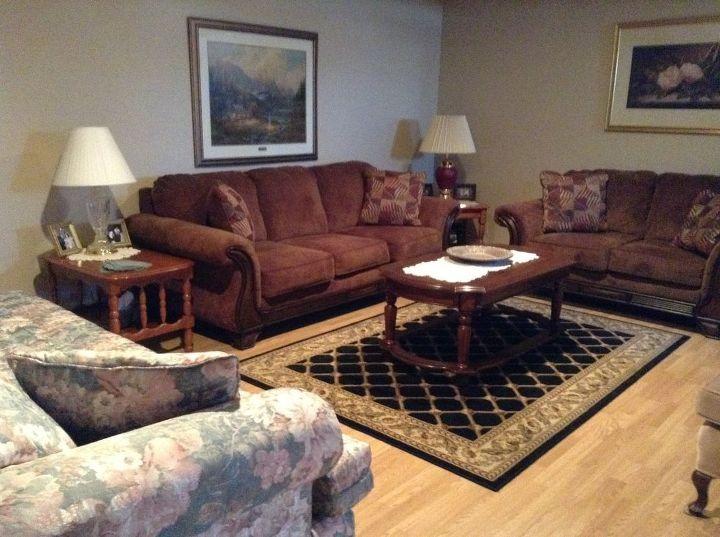q i need help reaaranging my basement family room , basement ideas, home decor, home decor dilemma