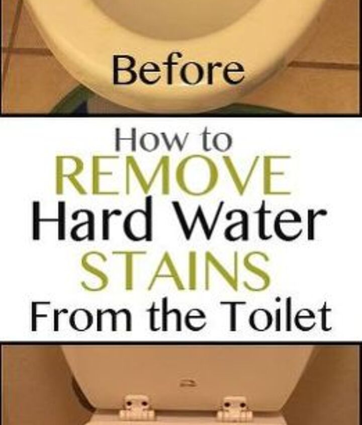how to clean your toilets quick and easy, appliances, bathroom ideas, cleaning tips, how to