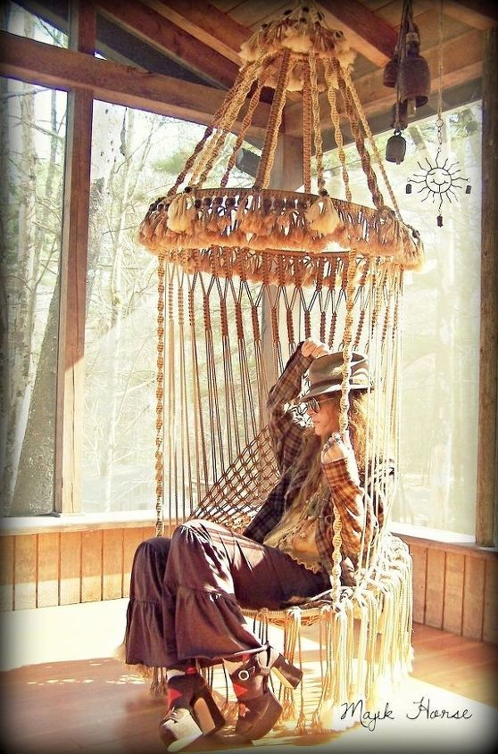 q where could i find 27 inch wooden rings that can hold weight , crafts, woodworking projects, I did not make this chair This is just an example of what I want to make The two large rings are what I am in need of