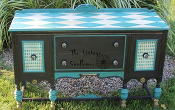 alice would love this , home decor, painted furniture, painting, repurposing upcycling, woodworking projects