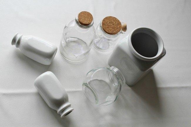 diy image transfer on glass bottles jars hometalk