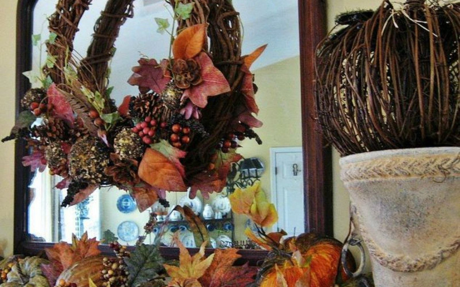 13 perfect fall mantel ideas for every style hometalk