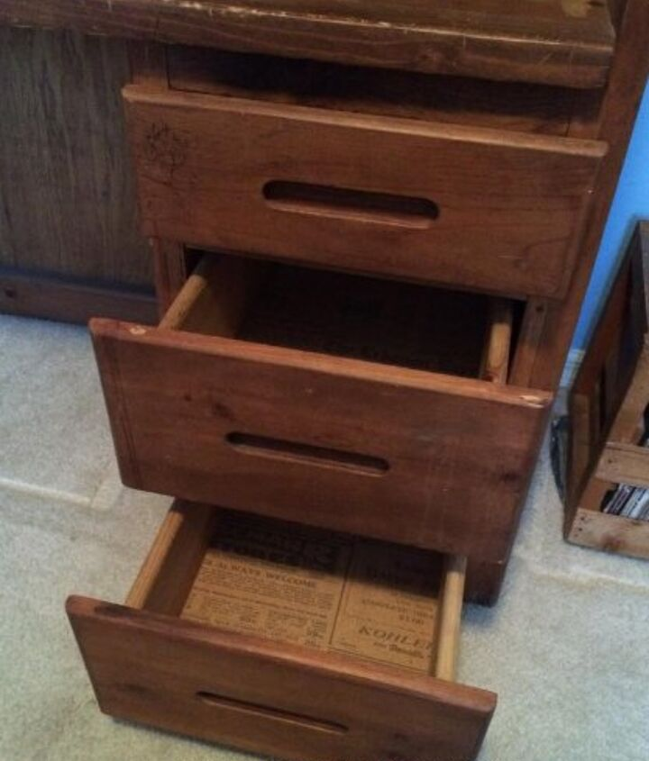 upcycled wood drawer, decoupage, how to, painting, repurposing upcycling, shelving ideas