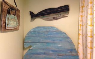 something out of nothing 30dayflip, crafts, how to, pallet, repurposing upcycling, wall decor