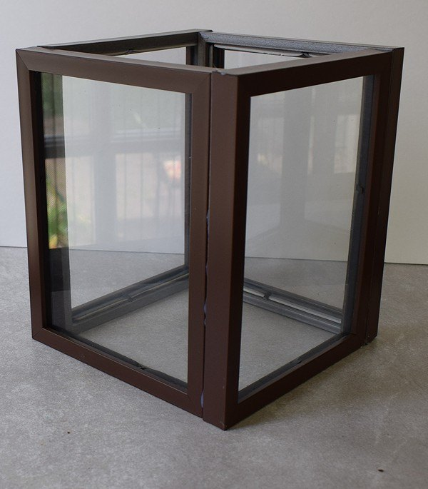 picture frames diy glass terrarium crafts gardening how to repurposing upcycling - Diy Photo Frames