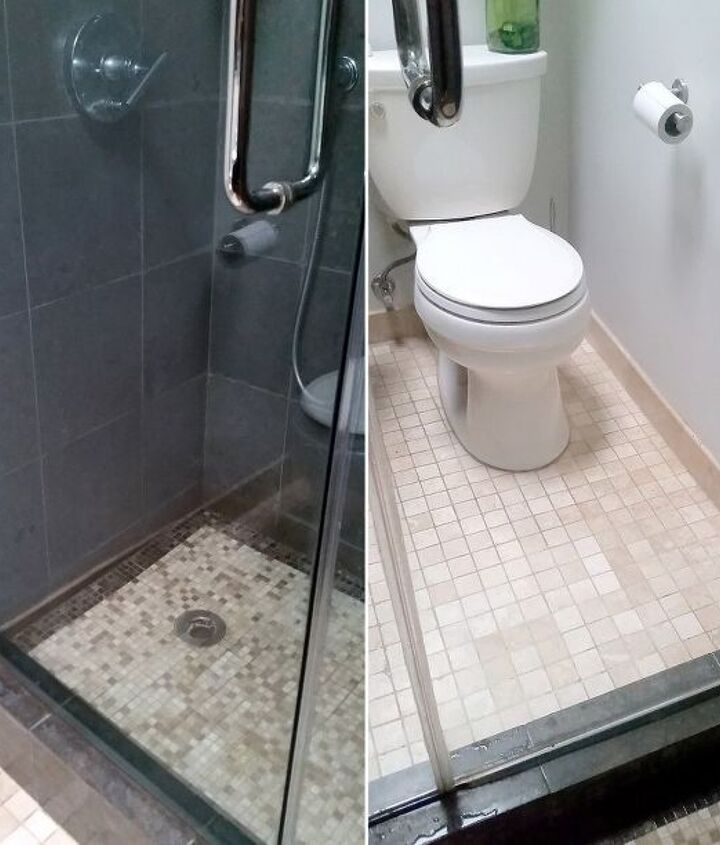 "I love my ""NEW"" Shower Glass Doors!"