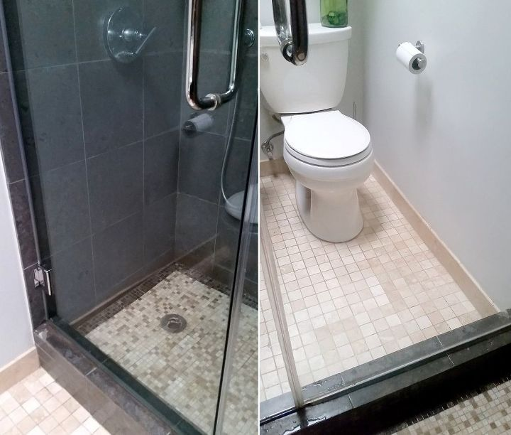 "I love my ""NEW"" Shower Glass Doors!"