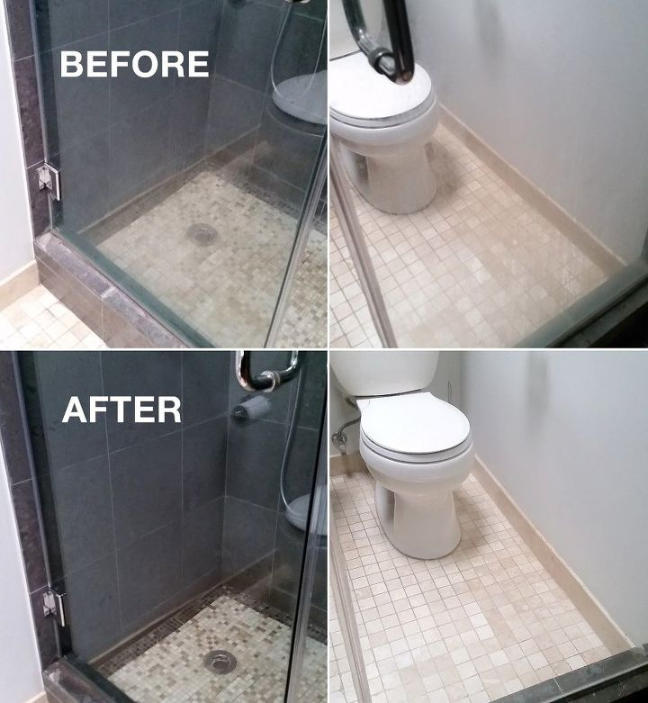 Remove Soap Scum From Shower Doors With 3 Ingredients Hometalk