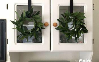 diy farmhouse style wreaths, crafts, wreaths