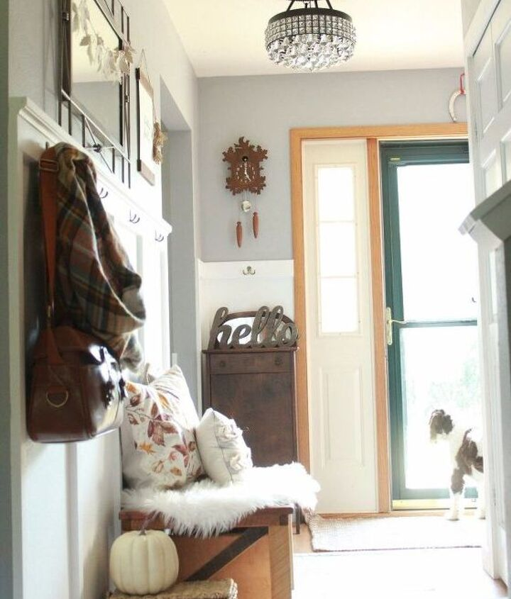 entryway updates before and after, foyer, home decor