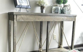 Build This Entry Table For Less Than $40
