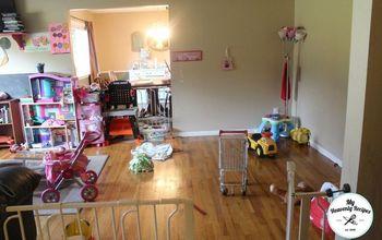 Ikea Wardrobe Playroom Organizing Hack