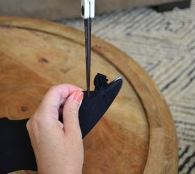 wire hanger halloween bats crafts halloween decorations how to repurposing upcycling