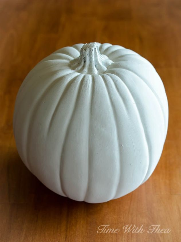 how to turn plain plastic pumpkins into gorgeous fall indoor d cor, crafts, seasonal holiday decor
