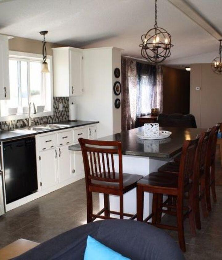 mobile heartache to mobile home , home decor, kitchen design