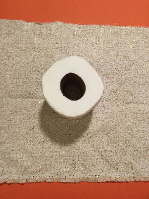 pumpkin toilet paper, bathroom ideas, crafts, home decor, seasonal holiday decor