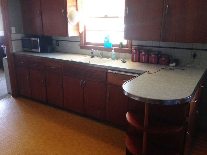 Repaint Your Kitchen Cabinets with This Stylish Combo | Hometalk