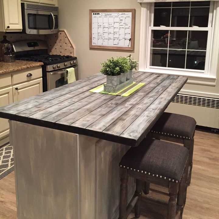 Transformed Dresser Into Kitchen Island Hometalk