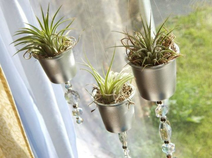 s 10 clever reasons to save your k cups before they re banned for good, crafts, repurposing upcycling, seasonal holiday decor, They make gorgeous mini planters
