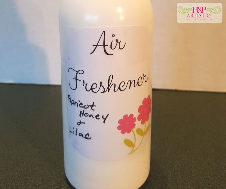 air freshener spray diy, cleaning tips, home decor, ponds water features, reupholster