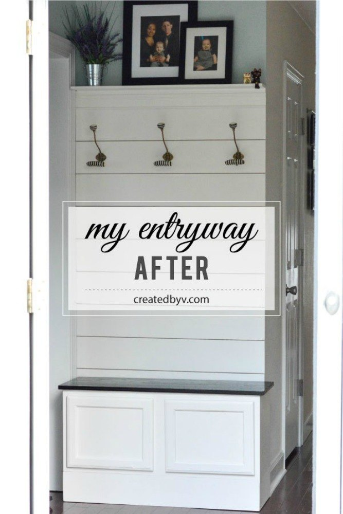 Foyer Mudroom Jobs : Impress your guests with these expensive looking entryway