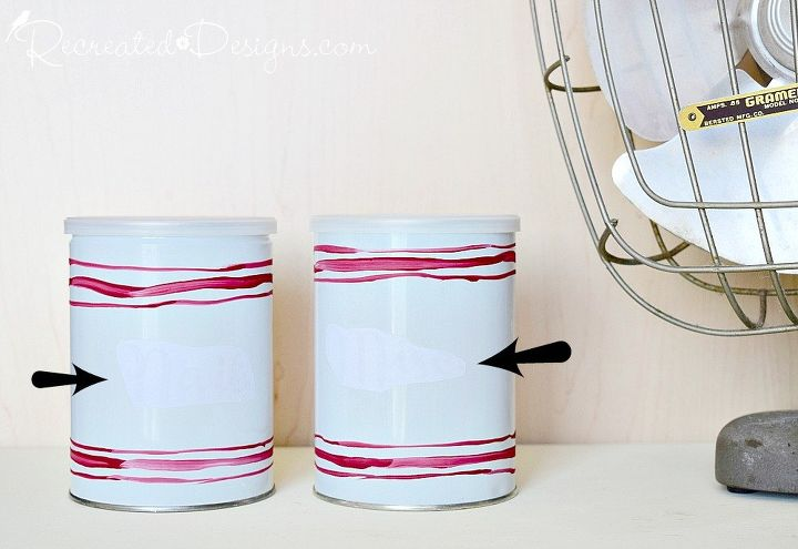 vintage inspired storage, home decor, how to, organizing, painting, storage ideas