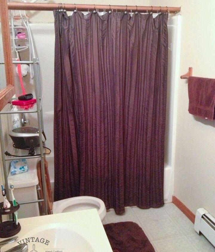 blue white bathroom makeover, bathroom ideas, home decor, home improvement
