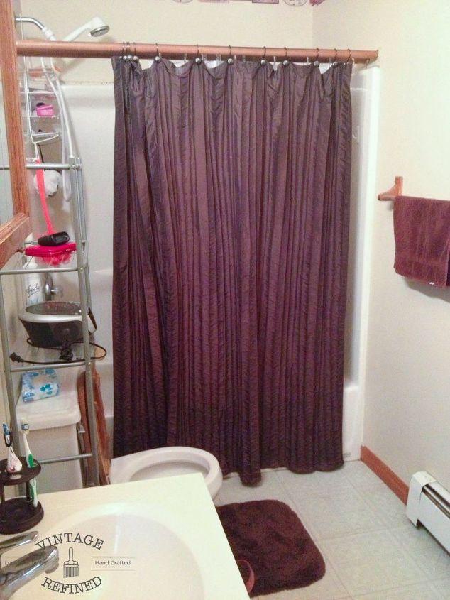 Make A Tiny Bathroom Feel Bright And Spacious Hometalk