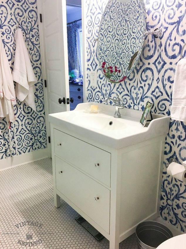Bathroom Renovation Storage Ideas